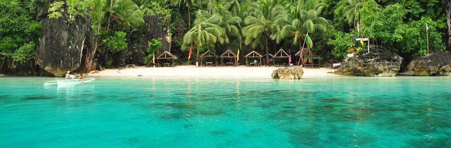 Dinagat Island Tour Package